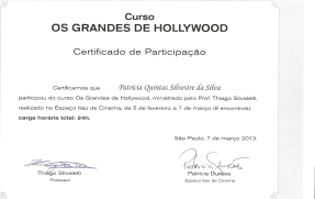 Certificado_Grandes_Hollywood